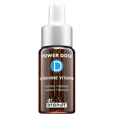 Dr Brandt's Vitamin D Power Dose Serum is one of my favorite serums on the market.